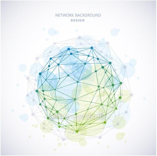 네트워크 백그라운드