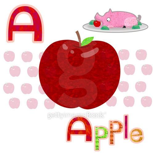어린이 교육 알파벳