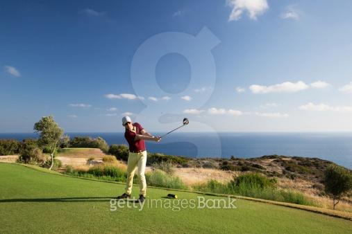 취미시리즈 5 - 골프
