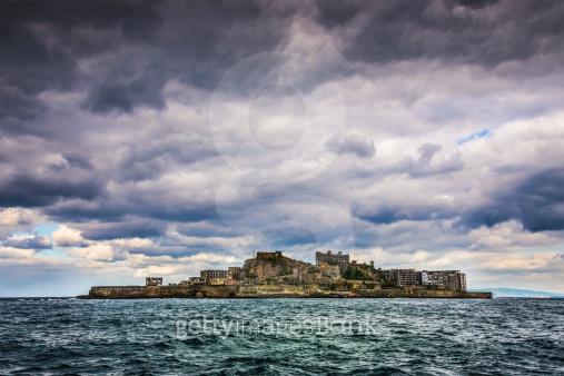 군함도 (하시마섬)