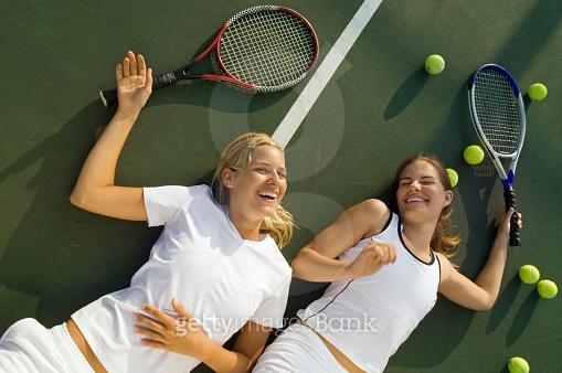 취미시리즈35 - 테니스