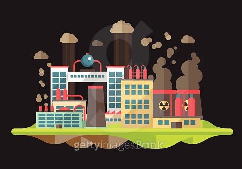 대기오염의 원인
