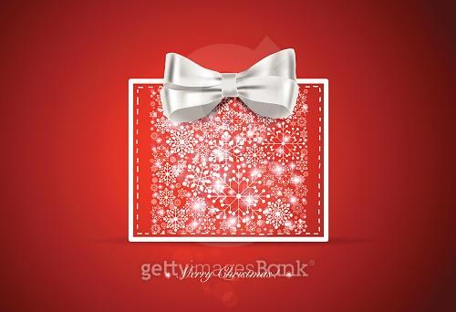 크리스마스 선물상자