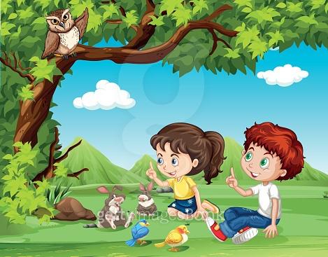 어린이 동화책 이미지
