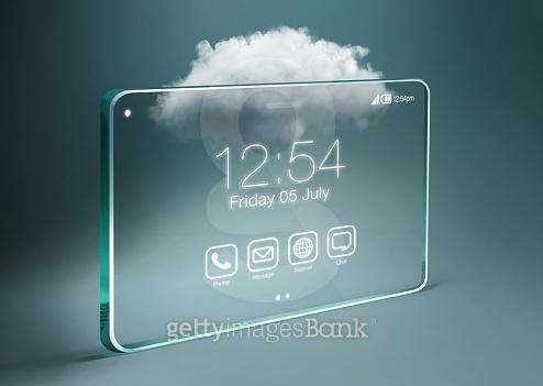 미래의 스마트폰