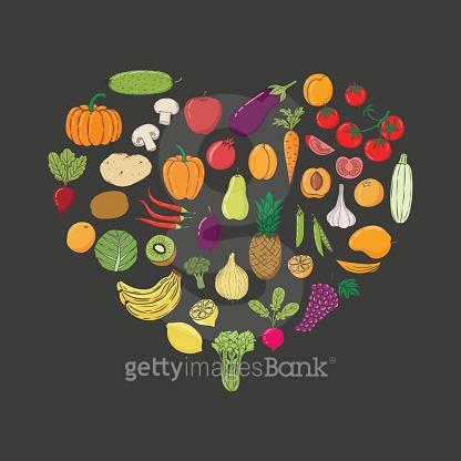 유기농채소 & 허브 모음
