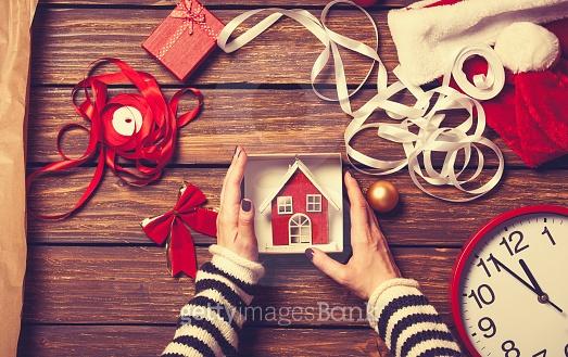 크리스마스 선물 준비