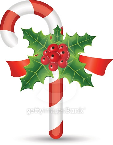 크리스마스 지팡이 사탕