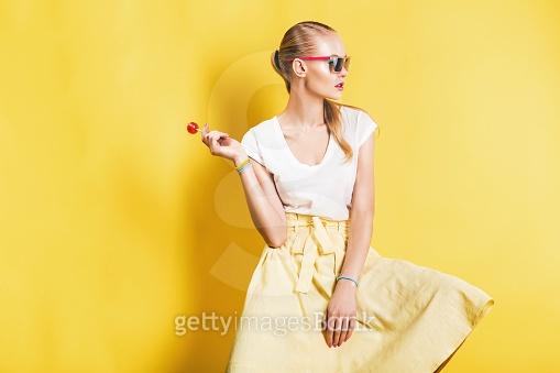 컬러시리즈 15 - Yellow