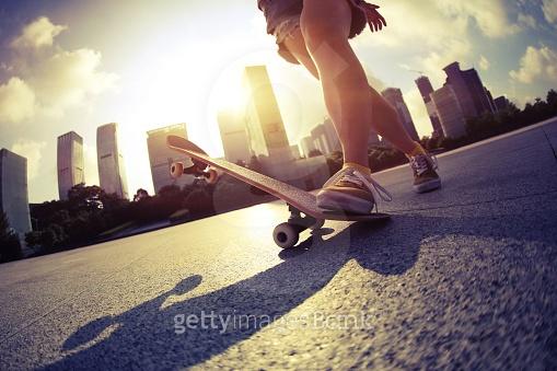 신나는 스케이트보딩