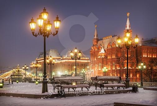 겨울밤의 꿈