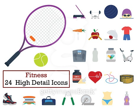 High Detail Icons