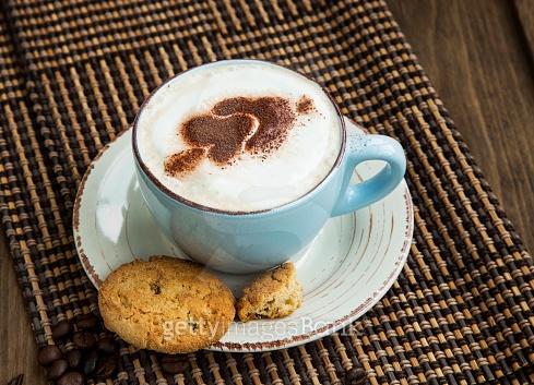 커피 위의 예술, 라떼아트