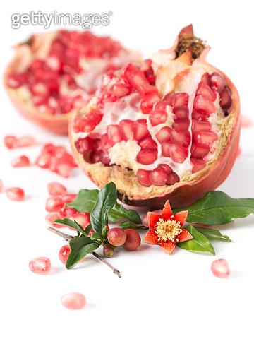 가을 제철음식 - 석류