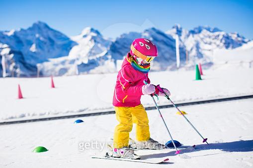 어린이 스키