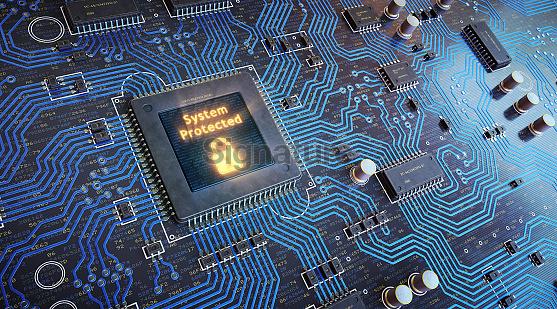 Complex Circuit Board