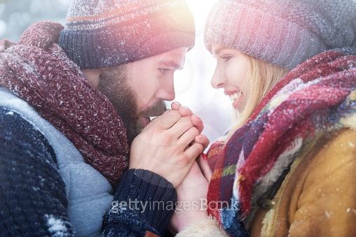 사랑스러운 겨울연인