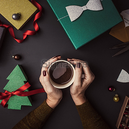 christmas gift backgrounds