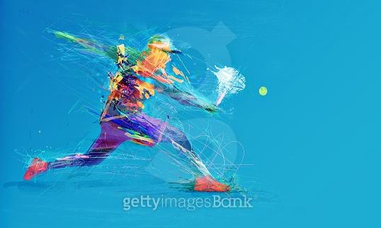 sports player