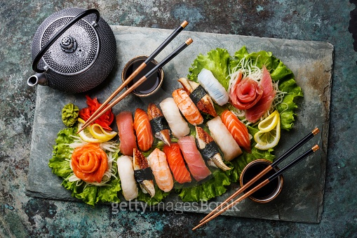 음식시리즈 2 - 초밥