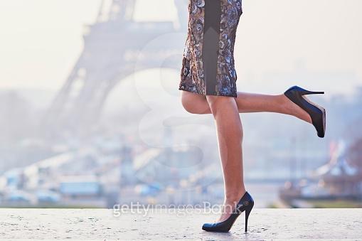 패션시리즈 1 - 하이힐