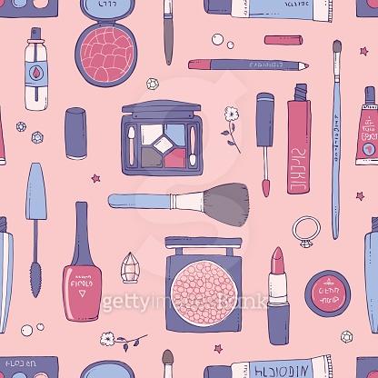 Cosmetics Illust