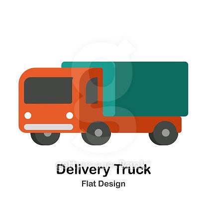 Flat Illustration (vehicle)