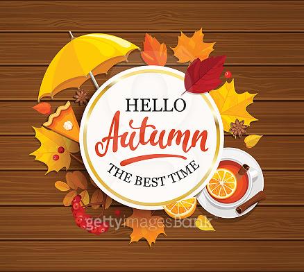 Hello~ Autumn
