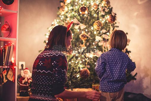 처음 맞는 크리스마스