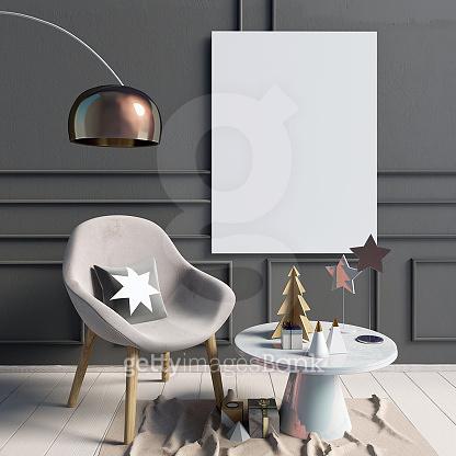 chair & frame