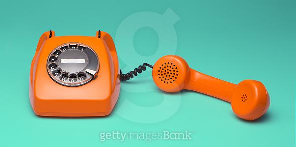 Retro Styled Phone