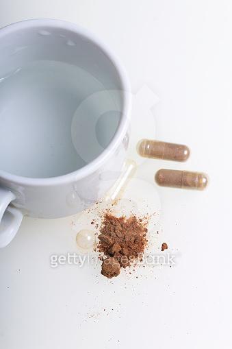 pills, 알약