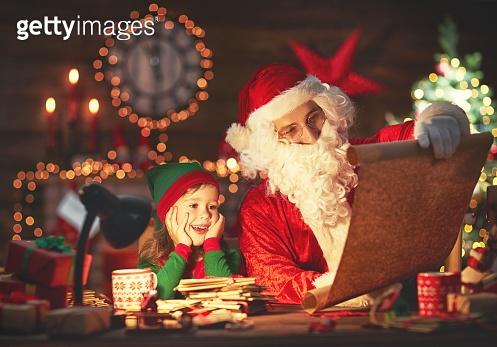 Christmas with SantaClaus