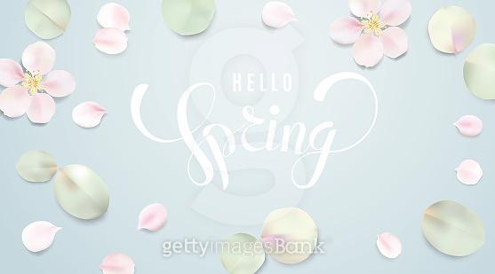 파스텔빛 봄