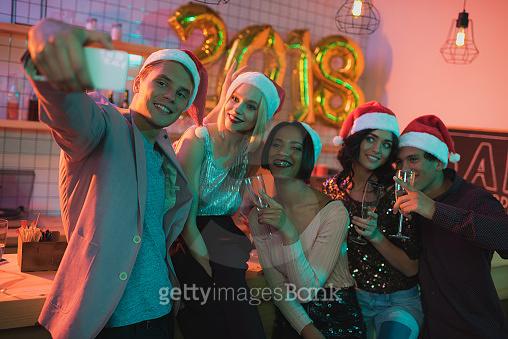 2018, Friend, party
