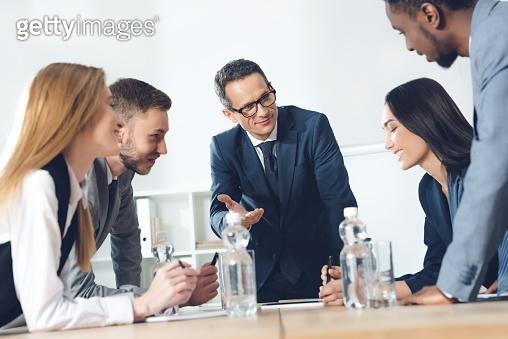 직장인, 회의