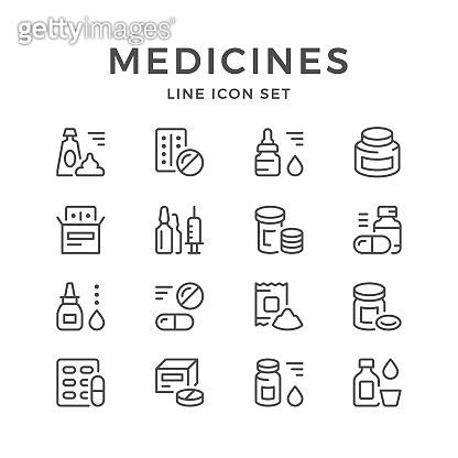 Icon set - Health