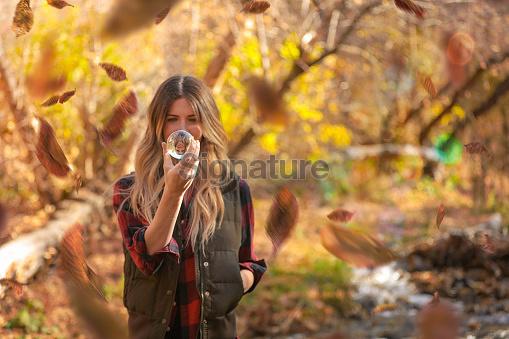 가을을 만끽하다