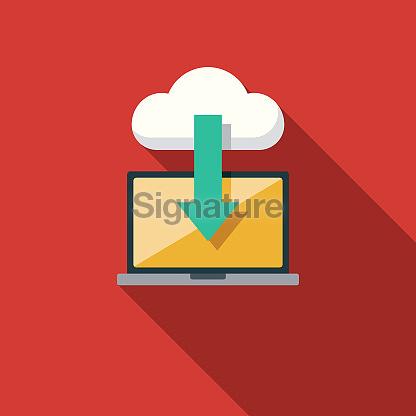 Flat Design Icon