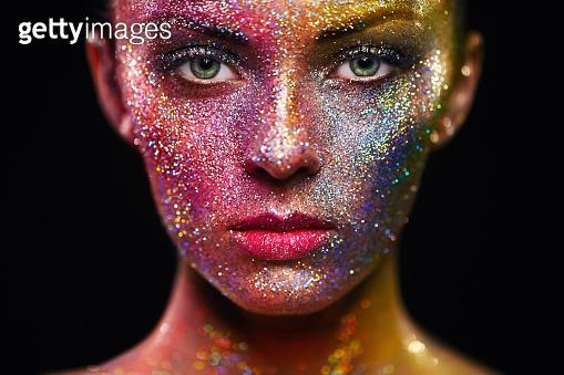Sparkles face
