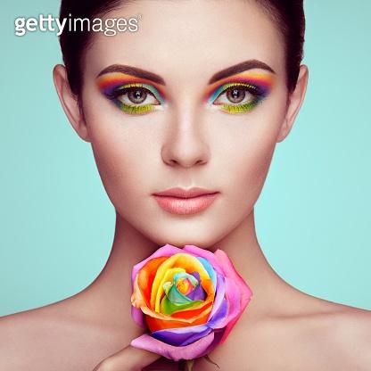 colourful beauty