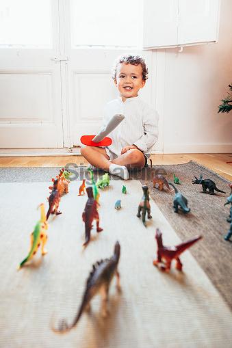 이 나이땐 공룡이지~