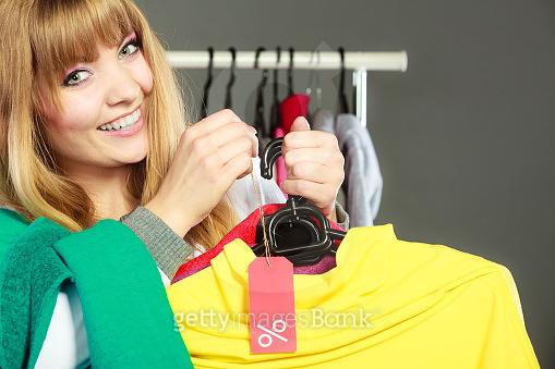 쇼핑하는 여자들
