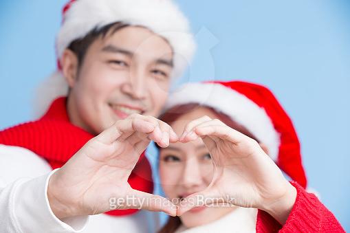 커플의 크리스마스