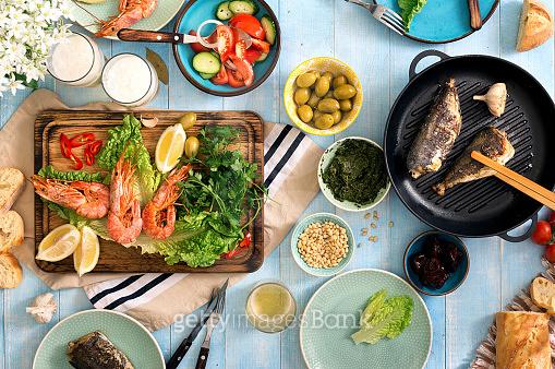 훗~Meal preparation