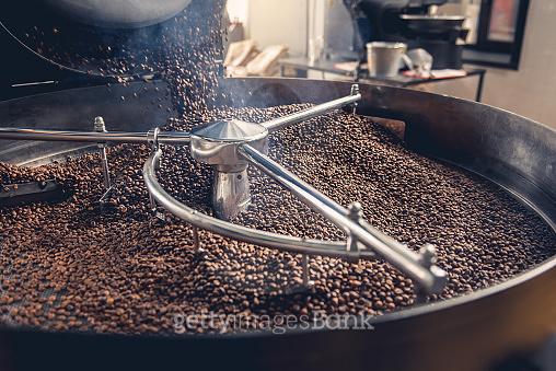 커피 로스팅