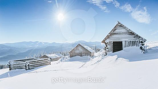눈내리는 겨울