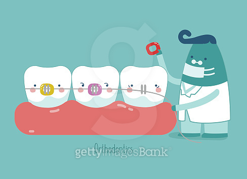Tooth concept of dental
