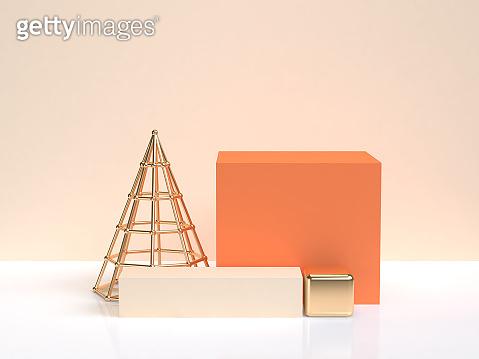 abstract minimal style