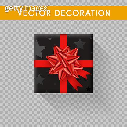 Gift box Vector illistration